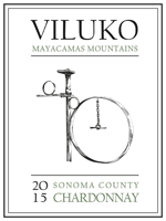 <pre>2015 Viluko Vineyards Estate Grown Chardonnay</pre>